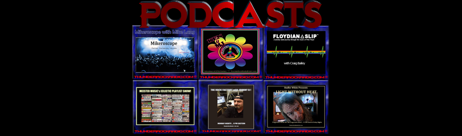 Syndicated Podcasts